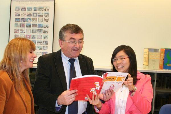 Jorge Cara lee chino