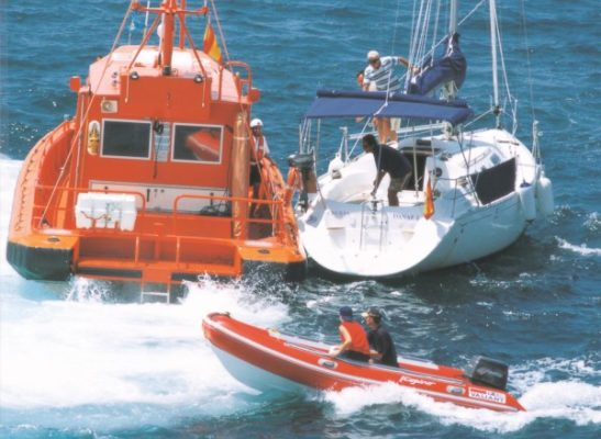 Salvamento Marítimo 3