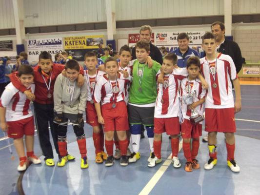 Selección Almeriense Alevín de Fútbol Sala