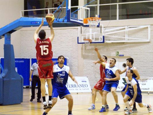Imagen del CB Almería-Adaba