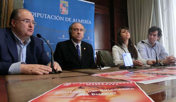 Partido del CB Almería en Gádor