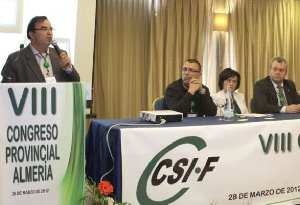 Congreso Provincial CSIF