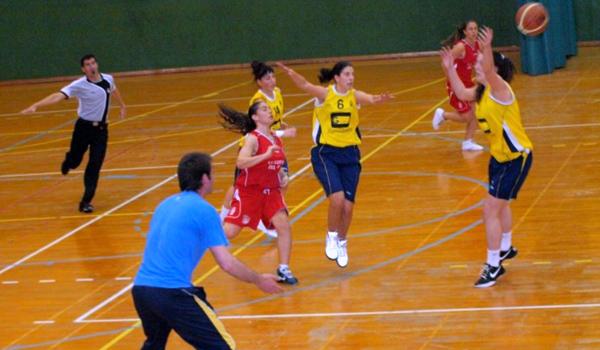Partido Gymnastica-CB Almeria La Alegría del sur