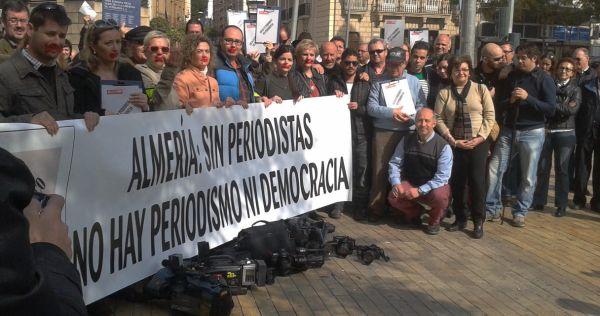Manifa Periodistas Almería