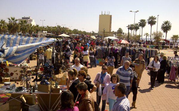 Mercado de Arte y Antiguedades SOHO en Adra