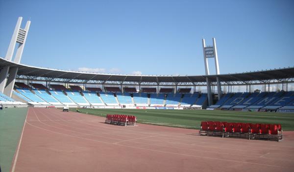 Panorámica del estadio