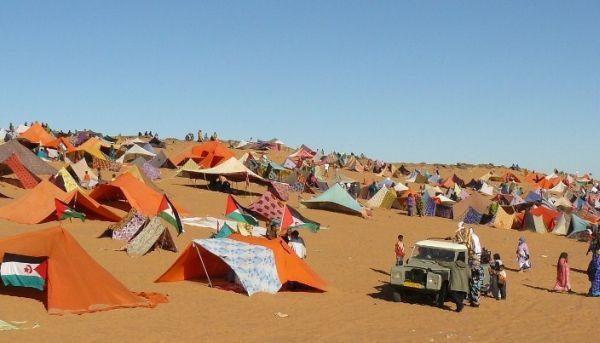 Sahara Campamentos Tinduf