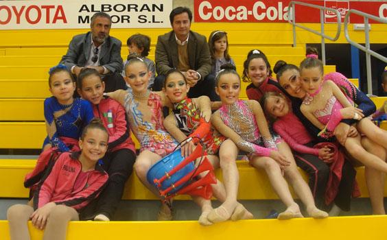 III Torneo de Gimnasia Rítmica de El Ejido