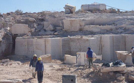 Pueblos del m rmol aprovechar n residuos de la piedra para crear empleo almer a 360 - Reciclar marmol ...