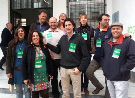 equipo de EQUO Almería