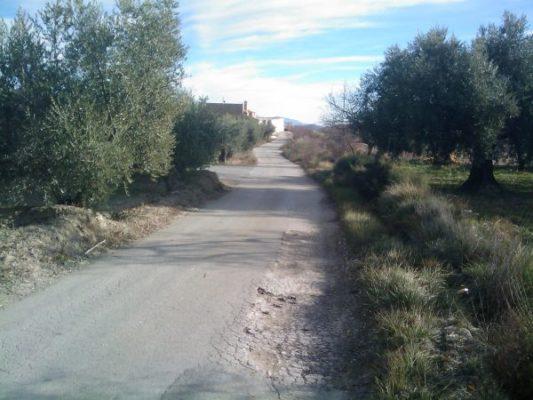 VELEZ-RUBIO CAMINO Cantaroya