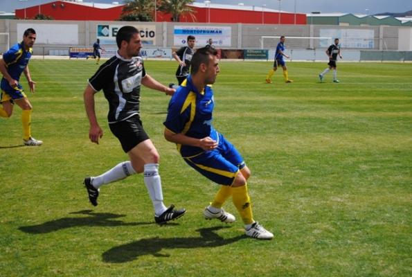 El Comarca de Níjar volvió a ganar tras vencer al Vélez