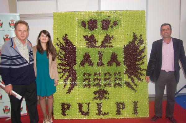 Escudo de Pulpí en Expo Agro