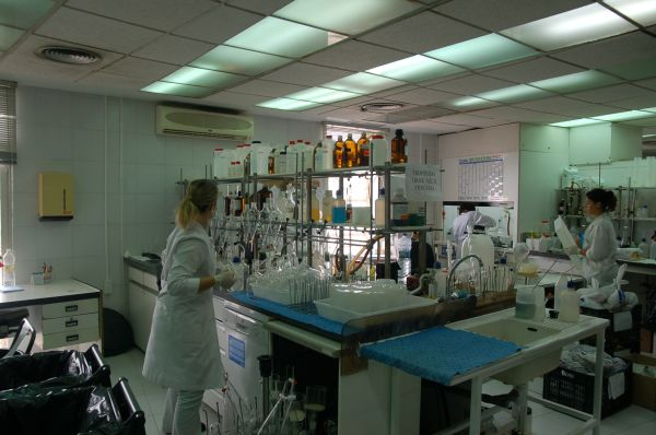 Laboratorio Analítico Municipal (CUAM)
