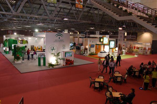 Vista General de Expo Agro