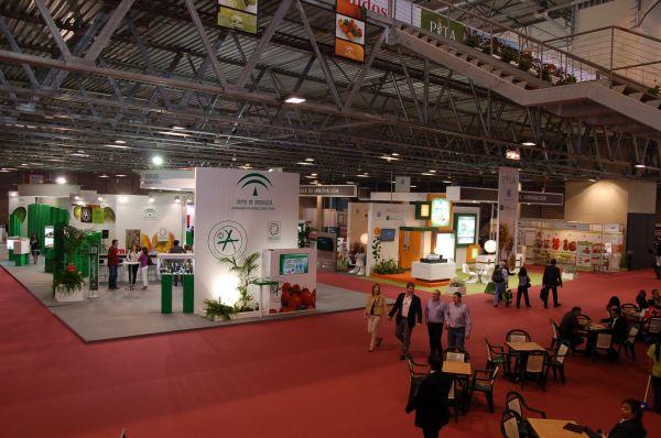 Vista General de Expo Agro 2011