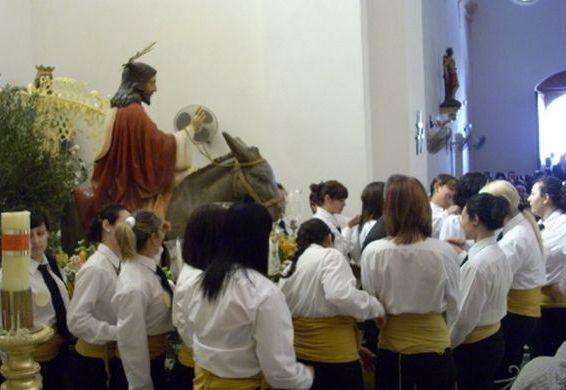 Domingo de Ramos Adra