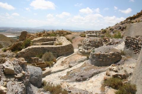 Yacimiento argárico de Fuente Álamo