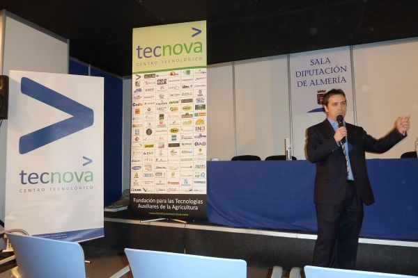 Tecnova, charla sobre la postcosecha Expo Agro 2012