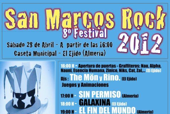 San Marcos Rock 2012