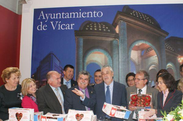ayto vicar en Expo Agro 2011
