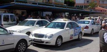 taxis roquetas