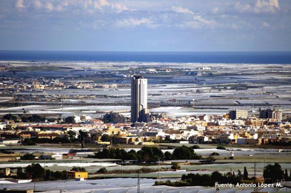 La carrera por el cielo andaluz torrelaguna puerto - El ejido almeria ...