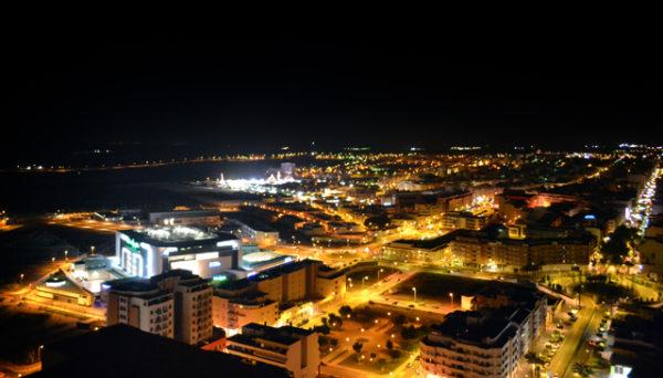 Vista de El Ejido desde Torre Laguna