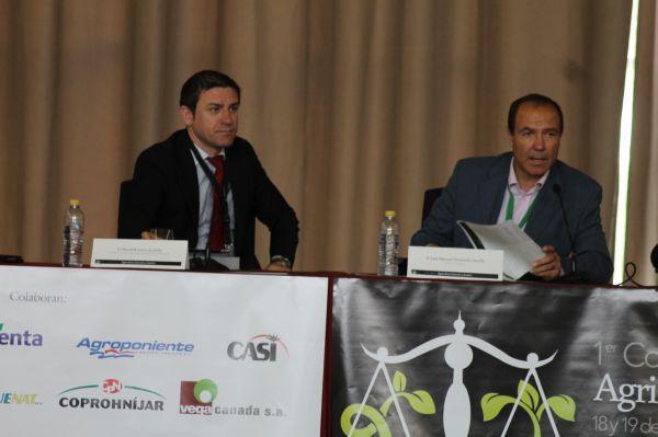 Agroponiente. Congreso Agricultura y Justicia