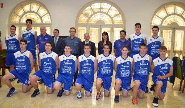 Adaba Baloncesto Diputación Almería