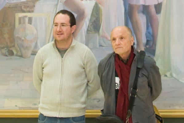Antonio Lopez y Garcia Ibañez en el Museo Casa Ibañez