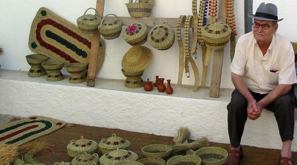 Artesanía Alpujarra almeriense