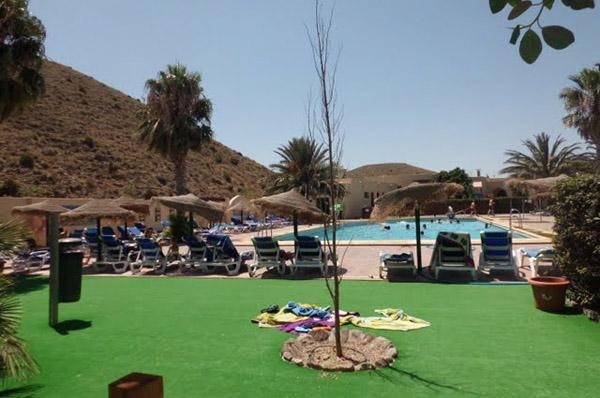 Una nueva depuradora ecológica por 200.000 euros en el Camping Los Escullos
