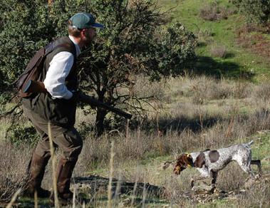Medio Ambiente oferta 1.673 permisos de caza en cotos públicos de la provincia de Almería