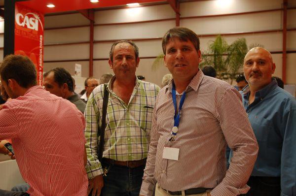 José María Andújar de CASI en Expolevante 2012