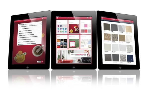Cosentino m s lejos a n con su app nuevo de silestone - Silestone colores nuevos ...