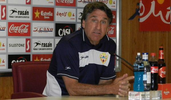 El 'Boquerón' Esteban está convencido de que hay posibilidades de jugar el playoff hacia la Liga BBVA