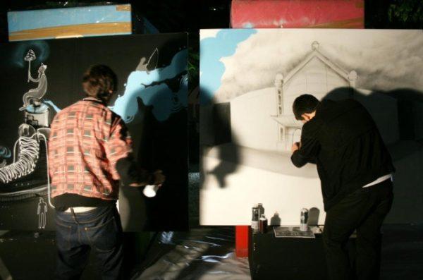 Exposición 'Itinerarte' en Serón