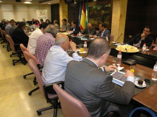 Reunión UAL con empresas agroalimentarias
