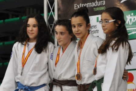 Judo Club Forum Pilar León Campeonato España