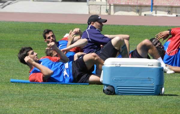 Han sido muchos los hombres del Almería B que han pasado y seguirán pasando por la primera plantilla