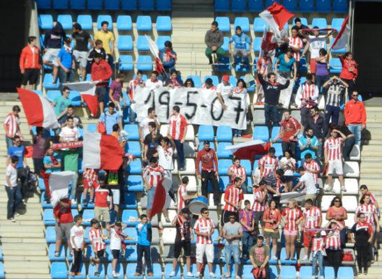Hace cinco años que la UD Almería ascendió a Primera División ante la Ponferradina