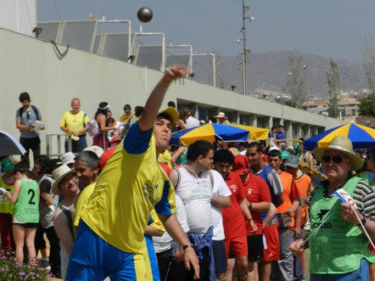 El nivel competitivo de muchos de los participantes en el PAIDA 2012 fue excelente
