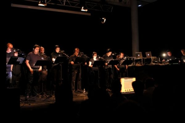 Radioteatro de 'El fantasma de Canterville' en El Ejido