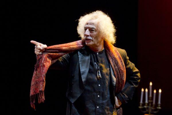 Rafael Álvarez 'El Brujo' en Mujeres de Shakespeare