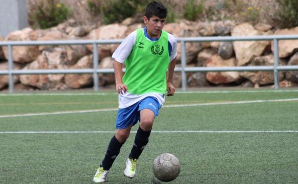 Selección Alevín Fútbol 7 Almería
