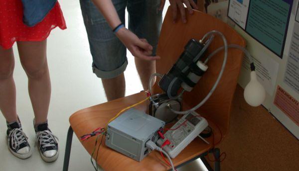 generador de hidrogeno