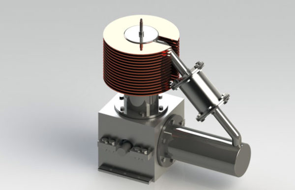 Motor Stirling Solar de Álvaro Sánchez