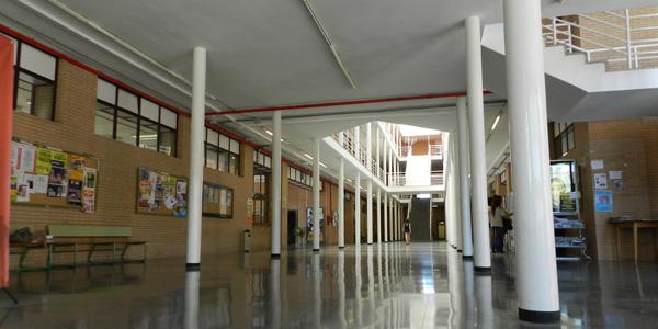 El campus de la UAL, situado en La Cañada, alberga los exámenes de selectividad para gran parte de los alumnos de la provincia