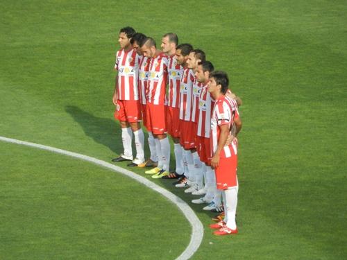El central nacido en Barcelona ha sido muy feliz en Almería, donde fue campeón de los Juegos Mediterráneos 2005